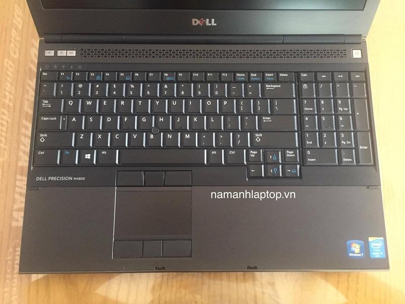 Dell Precision M4800 VGA Quadro K2100M