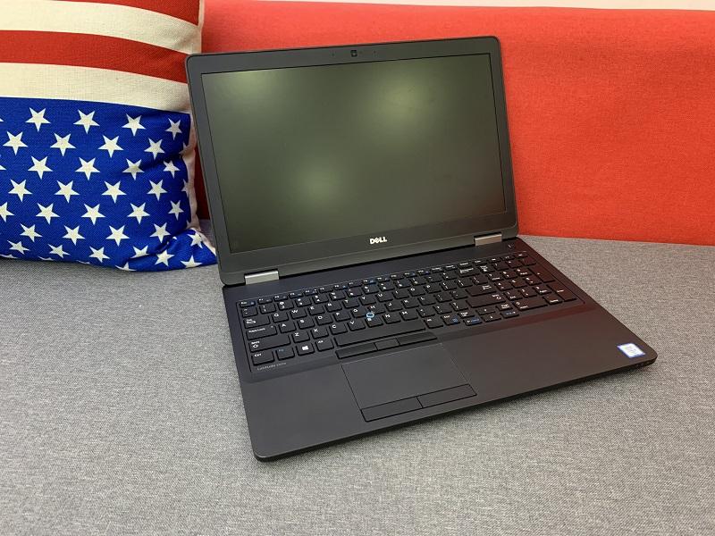 Dell Latitude E5570, I5 6440HQ, 8GB, SSD 256GB, HD Led